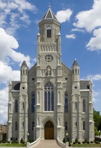 GFRC Renovation at St. Paul's Catholic Church, Canton, Ohio